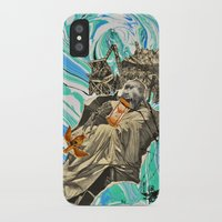 political iPhone & iPod Cases featuring Political Tensions by Quinten Sheriff