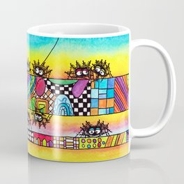 Spiders Coffee Mug