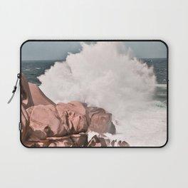 Kiss of the Sea II Laptop Sleeve