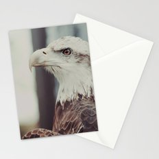 Young Eagle Stationery Cards