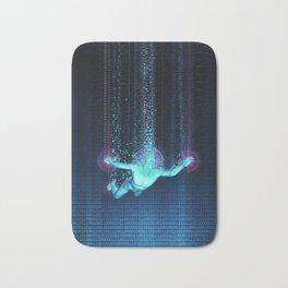 Virtual Reality Diver Bath Mat