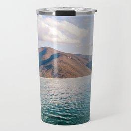 Lake in the Sky Travel Mug
