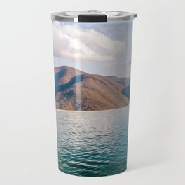 Lake in the Sky Travel Mug