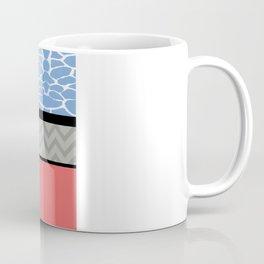 Confused Preppy Prints Coffee Mug