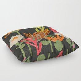 Australian Native Beauties Floor Pillow