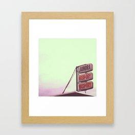 laundra  Framed Art Print