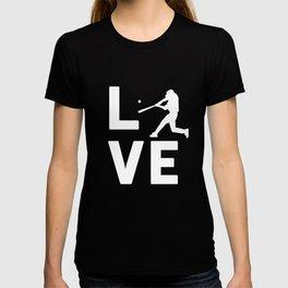 BASEBALL LOVE - Graphic Shirt T-shirt