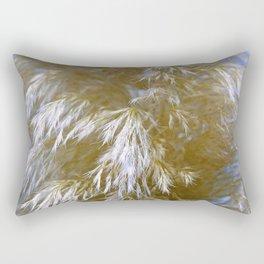Pampas Grass - Cortaderia selloana Rectangular Pillow