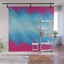 Stripes Wave Pattern 10 bp Wall Mural