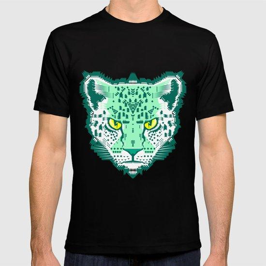Emerald Leopard  T-shirt