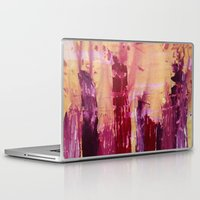skyline Laptop & iPad Skins featuring Skyline by Stephanie Cole CREATIONS