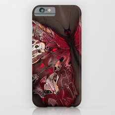 Gothic Butterfly iPhone 6s Slim Case