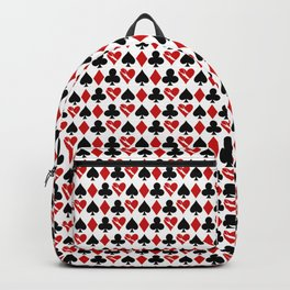 Is Love a Game? (Pattern) Backpack