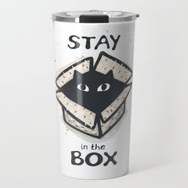 Stay in the Box Travel Mug