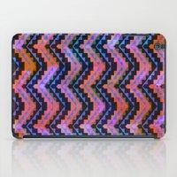 southwest iPad Cases featuring Southwest Chevron by Schatzi Brown