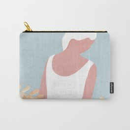 Soft Morning II Carry-All Pouch