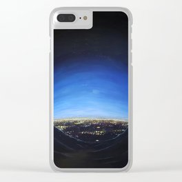 Night Wanderers Clear iPhone Case
