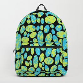 Are They Blue or Yellow Eggs? Backpack