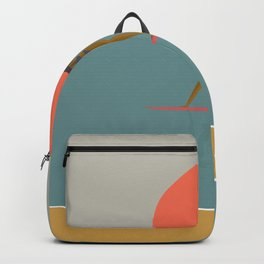 Surfing Girl-Summer Time Backpack