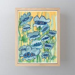 Mornin' Blues Framed Mini Art Print