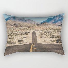 High Desert Highway Rectangular Pillow