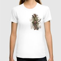 allison argent T-shirts featuring Allison by callahaa