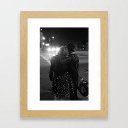 """Hollywood Nights"" Photo Print Framed Art Print"