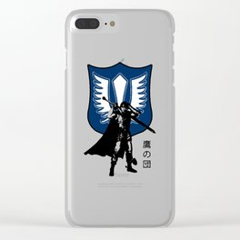 Guts Band of the Hawk Clear iPhone Case