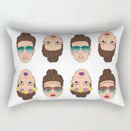 FOREVER SUMMER 2.2 Rectangular Pillow