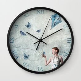 A Child's Play Wall Clock