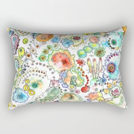 All the Small Things Rectangular Pillow