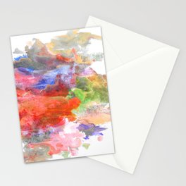 Continuous Splash Stationery Cards