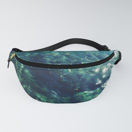 Crystal waters Fanny Pack