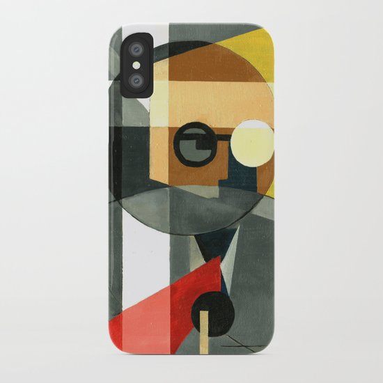 Rudolf Carnap iPhone Case