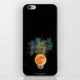 Moon Head's dream iPhone Skin