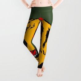 Golden Revolution 2 Leggings