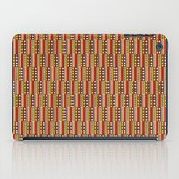 africa iPad Cases featuring Africa by Okopipi Design