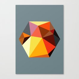 Hex series 2.1 Canvas Print