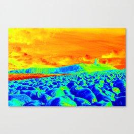 Thermal art 082 Canvas Print