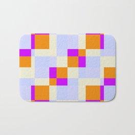 Rusalka - Colorful Decorative Abstract Art Pattern Bath Mat