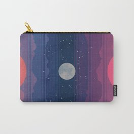 Sunset to Sunrise Carry-All Pouch