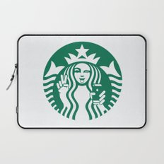 Selfie - 'Starbucks ICONS' Laptop Sleeve