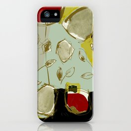 « jardin » iPhone Case