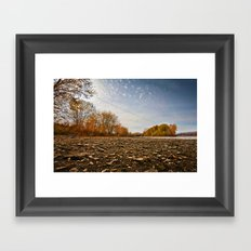Low POV 3 Framed Art Print