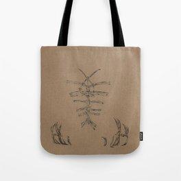 Pure Kinbaku Tote Bag