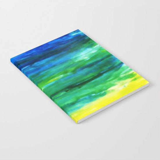 Watercolor Dreams Notebook