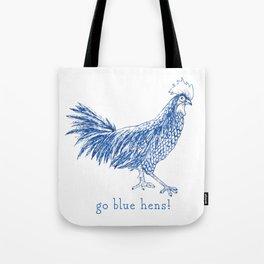Go Blue Hens! Tote Bag