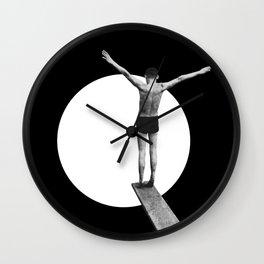 Risk (2015) Wall Clock