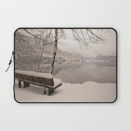 Lake Bohinj Laptop Sleeve