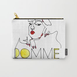 DOMME TOMORROW Carry-All Pouch